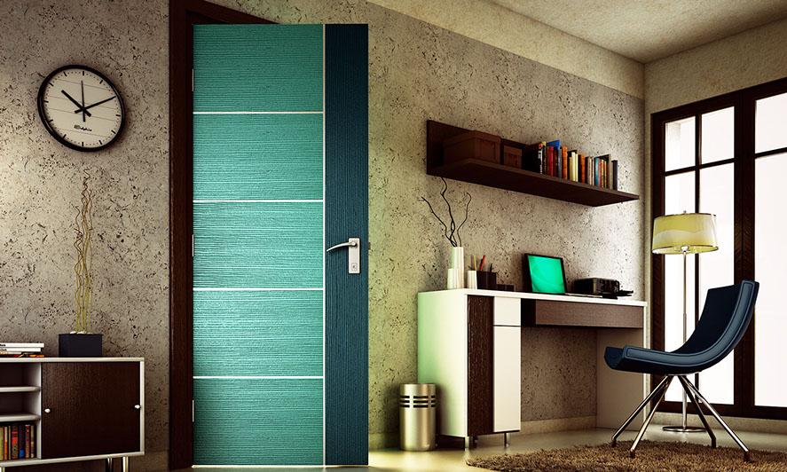 & Doric Door
